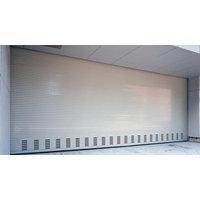 Rolling Slat Garage Doors image