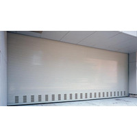 Rolling Steel Garage Doors image