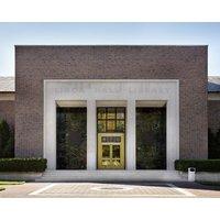 Integrated Door Opening Assemblies