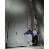 Oversized Steel Doors image