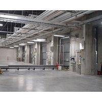 Blast & Pressure Resistant Steel Overhead Doors image