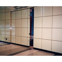 Sliding Acoustic Steel Doors image