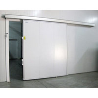 Sliding Bullet Resistant Doors image