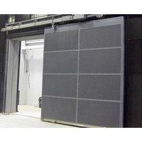 Blast & Pressure Resistant Sliding Steel Doors image