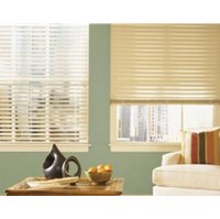 Faux Wood Blinds image