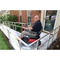 Modular Wheelchair Ramp image