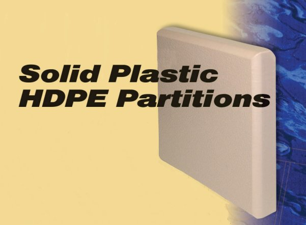 Solid Plastic (HDPE)