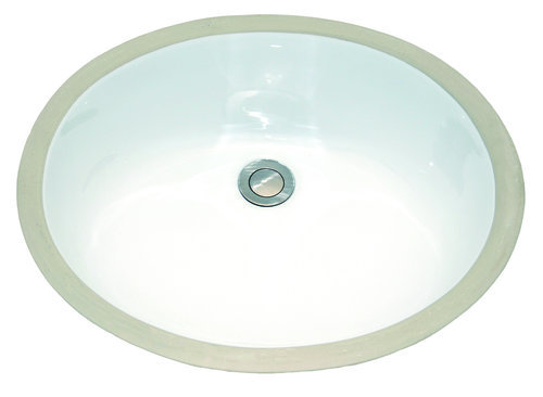 Undermount Lavatory Porcelain Sink