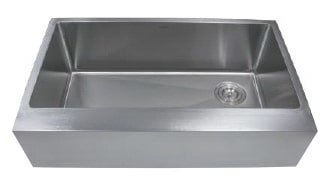 Single Bowl Apron Legend Stainless Steel Kitchen Sink