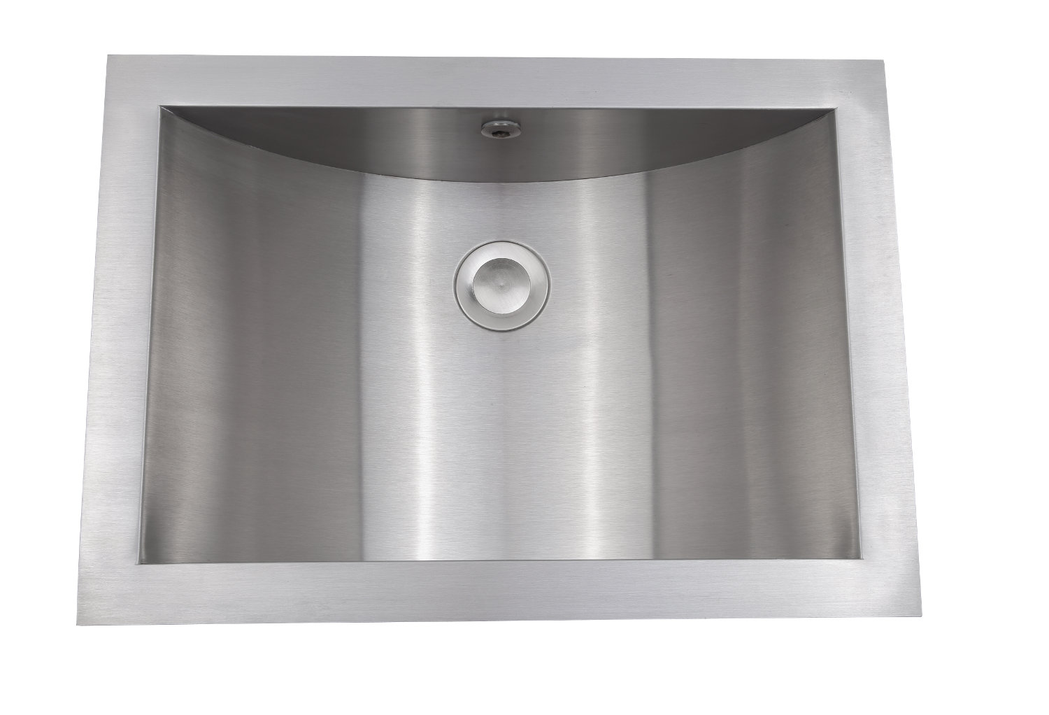 Single Bowl Undermount Legend Stainless Steel Bathroom Sink