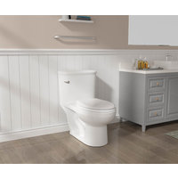One Piece Elongated High Efficiency Toilet image
