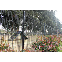 Architectural Welded Wire Fence image
