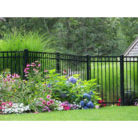Residential & Commercial Aluminum Fence image
