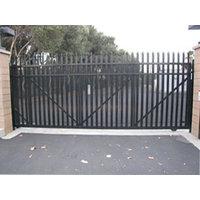 High Security Sliding Roll Gates image