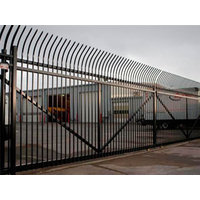 Ornamental Rolling Gates image
