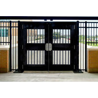 Pedestrian Egress Gate image