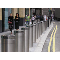 Shallow Mount Security Bollards image