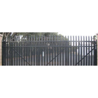 Sliding Roll Gate image
