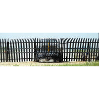 Anti-Ram High Security Steel Fence image