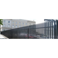 Anti-Climb Steel Fence image