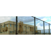 High Security Welded Wire Mesh Fence image