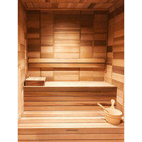 Commercial Eco-Sauna image