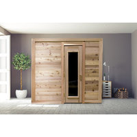 Commercial Saunas image