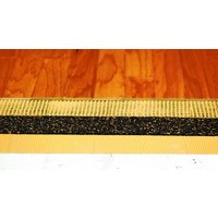 Recycled Rubber & Cork Sound Control Underlayment image