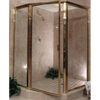 American Shower Door Corp. image | Framed Shower Door