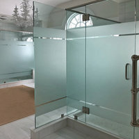 Frameless Shower Door image
