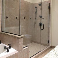 American Shower Door Corp. image | Frameless Shower Door