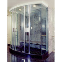 Curved Shower Doors image