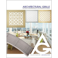 Architectural Grille image | Product Catalog