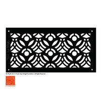 Frank Lloyd Wright® Signature Decorative Grille Collection image