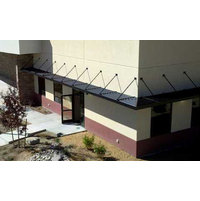 Louvered Aluminum Sunshades image