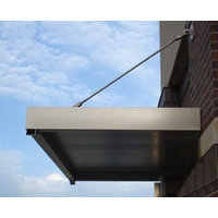 Commercial Metal Awnings image