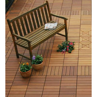 IPE Wood Tiles image