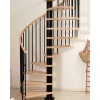 Phoenix Wood Tread Spiral Staircase Kit image