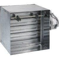 Class I - 3hr Single Thickness Blade Fire/Smoke Damper image