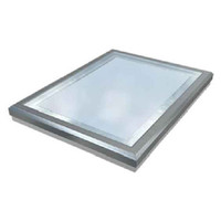 Glass Curb Mount Skylight (Wide Roof) image