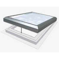 Glass Curb Mount Skylight (flat roof) image
