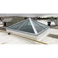 Architectural Multiwall Pyramid Skylight (Point) image