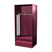 Metal Athletic Lockers image
