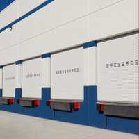 Medium Duty Rolling Steel Doors image