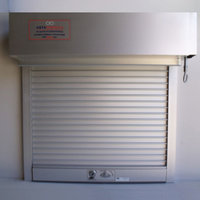 Rolling Counter Shutter image