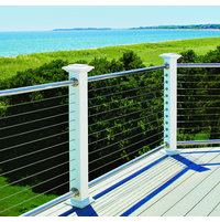 Stainless Steel Cable Railing image