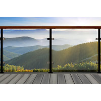 Stainless Steel Square Railing image