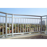 Picket Railing Aluminum image