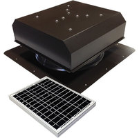 SFD Model Solar Attic Fan image