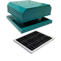 CMD Model Solar Attic Fan image